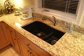 almond kitchen faucet composite granite countertops home depot kitchen sasayuki com