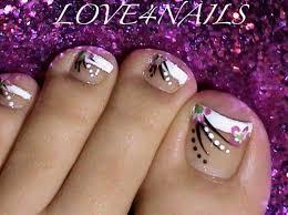 pretty toe nail designs gallery nail art designs