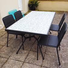 table de jardin haut de gamme beautiful salon de jardin metal truffaut photos amazing house