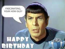 Star Trek Birthday Meme - resultado de imagen de star trek happy birthday happy happy