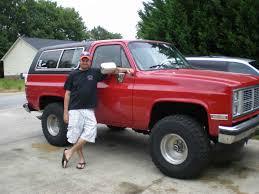 gmc jimmy 1989 big red 1985 gmc jimmy lmc truck life