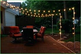 Backyard String Lighting Ideas Luxury Patio String Lighting And Outdoor Patio String Lights Ideas
