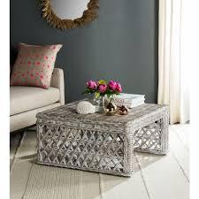 White Wash Coffee Table - coffee table macon teak outdoor coffee table whitewash nz 47689