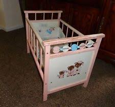 antique baby crib vintage from storkline 1950 vintage baby