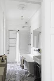 get the look modern french apartment bathrooms pinterest