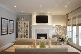 amazing grey and cream living room in home decoration ideas