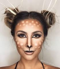 best 25 deer makeup ideas on pinterest deer halloween makeup