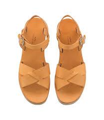 sandales classiques compensées chaussures femme wishlist