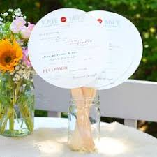 Diy Wedding Program Fans Kits Wedding Program Wedding Programs Pinterest Wedding Program