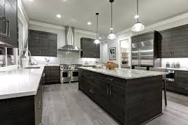 backsplash ideas for dark cabinets and light countertops dark cabinets light countertops this kitchen uses a spectrum of