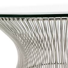 warren platner coffee table rentals event furniture rentals