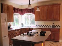 window treatments kitchen plain kitchen sink bay window treatments for lovely design i