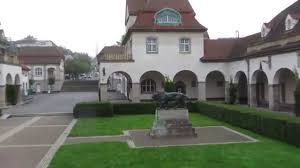 Kurpark Klinik Bad Nauheim Artesischer Brunnen Bad Nauheim Youtube