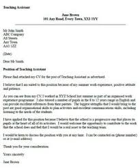 best solutions of example cover letter for primary teaching job