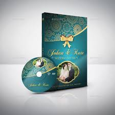 wedding dvd cover and dvd label template vol 2 by owpictures