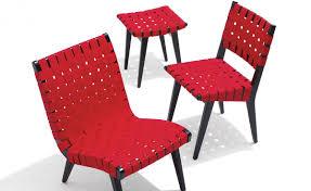risom low stool hivemodern com