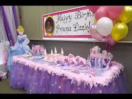 princess birthday party princess birthday party decoration