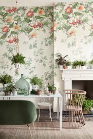 wallpapers interior design little greene paint blog