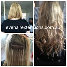 beaded hair extensions nano bead hair extensions smallest micro rings on the market sydney