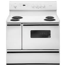 Gas Cooktop Sears Frigidaire Ffef4015lw 5 4 Cu Ft 40