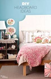 Faux Headboard Ideas by 2 Hour Easy Headboard No Tools Required Bedrooms Diy
