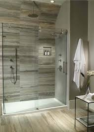Acrylic Shower Doors by Interior Design 17 Standing Showers Designs Interior Designs