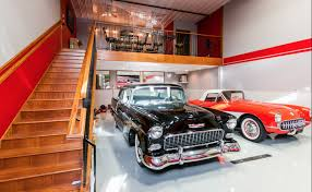 12 Car Garage by Iron Gate Motor Condos Is U0027every Car Enthusiasts Dream U0027