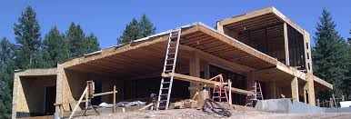 mountain modern home construction update u2014 evstudio architect