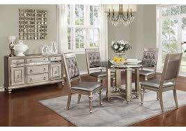 Dining Room Tables For 4 Leonardo Furniture Rockville Center Ny Dining Table W 4
