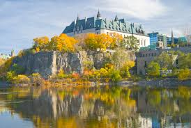 ideas for visiting canada in fall