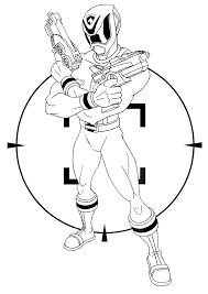awesome power rangers coloring pages kids printable