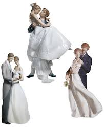 lladro wedding cake topper lladro wedding collection collectible figurines macy s