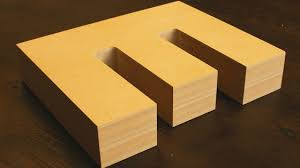 thick wood letters any font large sizes woodland manufacturing
