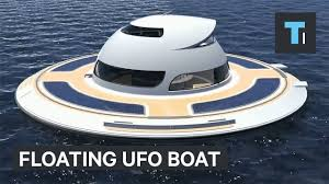 floating ufo house means that you can are living underwater code ufo