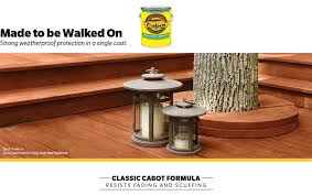 Shop Exterior Stains At Lowes Com by Shop Cabot Tintable Neutral Base Semi Solid Exterior Stain Actual