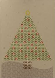 recycle symbol christmas recycled christmas cards by cardsdirect