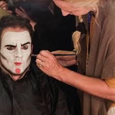 theatrical makeup classes make up artist brighton sylvi du sauzay