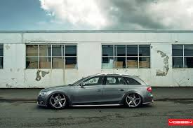 slammed audi a6 audi a6 c6 is a red rooster on vossen rims photo gallery 11 jpg