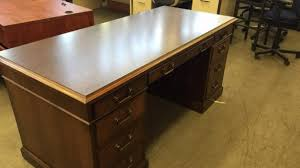 Office Desk Used New Used Executive Desk Inside Hoppers Office Furniture Aico