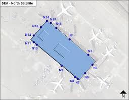 seattle map restaurants seattle tacoma airport sea satellite map