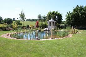 portfolio swimming pond hertfordshire