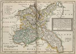 Maps Germany by North East Of Germany Historical Map U2022 Mapsof Net