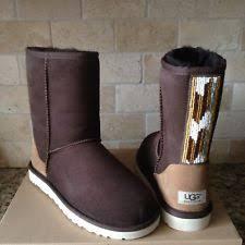 ugg womens boots size 10 ugg womens boots shaye serape seamist size 10 ebay