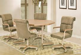 Commercial Dining Chairs With Casters  Bed  Shower Strong - Strong dining room chairs