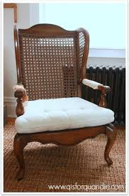 Refinishing Cane Back Chairs Cane Back Chairs Fixer Upper Style Hometalk