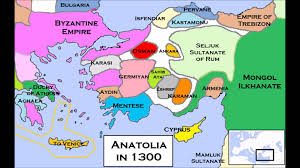Map Of Ottoman Empire The Origins Of The Ottoman Empire Youtube