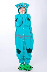 bulbasaur kigurumi pajamas onesies 4kigurumi