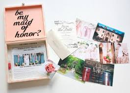 asking bridesmaids ideas will you be my bridesmaid box diy wedding ideas
