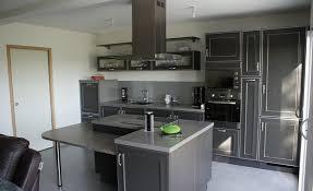 cuisiniste angouleme cuisine angouleme cuisiniste sur mesure laque grise plan de travail