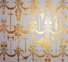 gold wallpaper wynnie crews